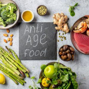 TOP 36 thực phẩm chống lão hóa nên bổ sung từ tuổi 25