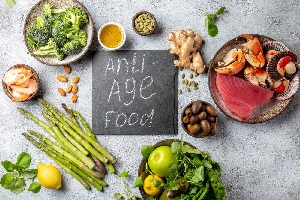 Thực phẩm chống lão hóa nên bổ sung từ tuổi 25